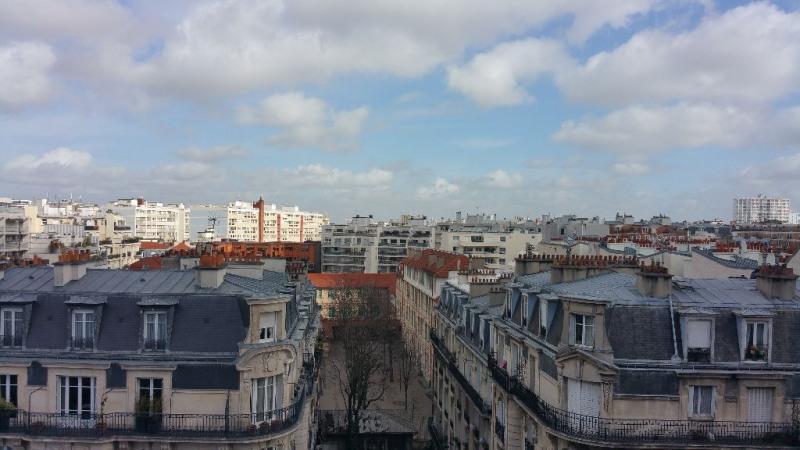 Alquiler  apartamento Paris 15ème 1100€ CC - Fotografía 10