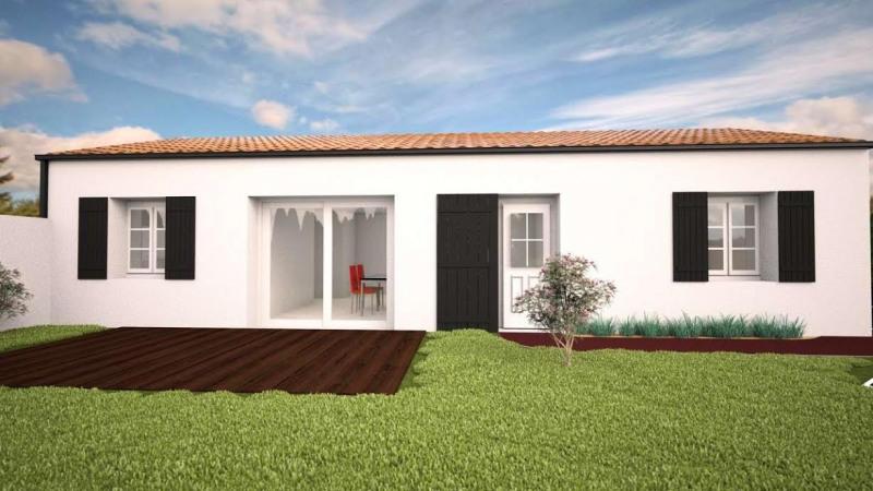 Sale house / villa Talmont-saint-hilaire 190000€ - Picture 1