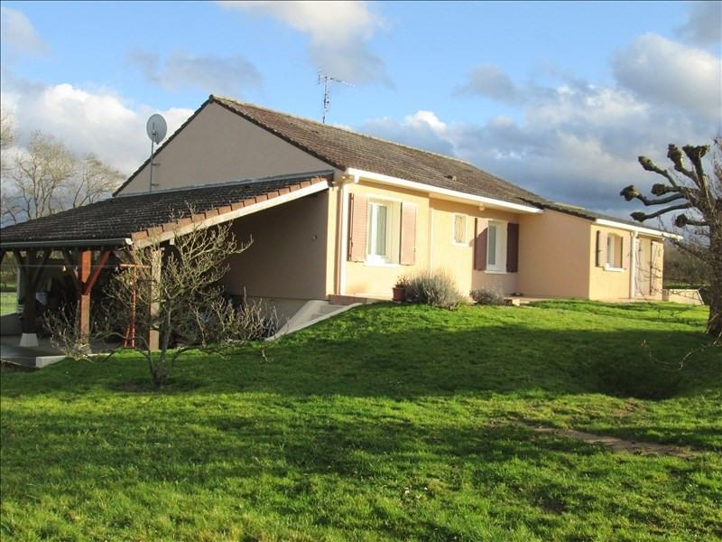 Sale house / villa Bage la ville 219000€ - Picture 1