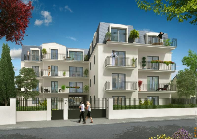 Produit d'investissement appartement Villenoy 140 000€ - Photo 1