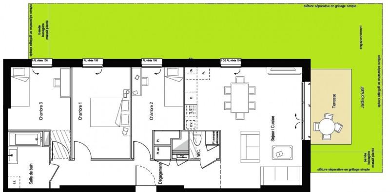 Sale apartment St priest 225000€ - Picture 1