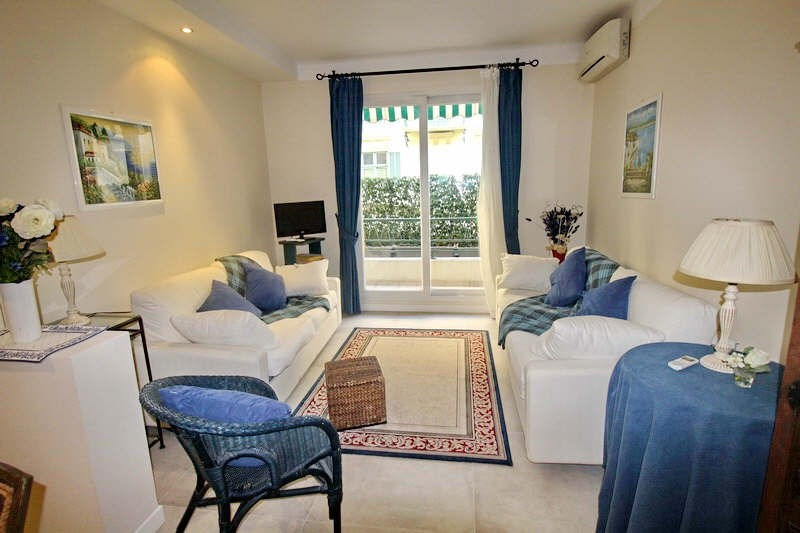 Sale apartment Nice 395 000€ - Picture 1