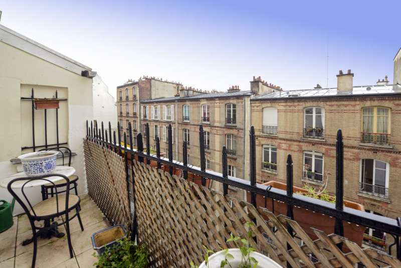 Vente de prestige appartement Paris 18ème 1145000€ - Photo 11