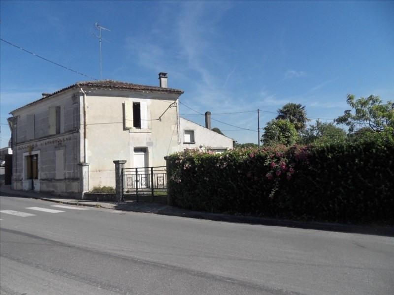 Sale house / villa Proche cognac 117700€ - Picture 1