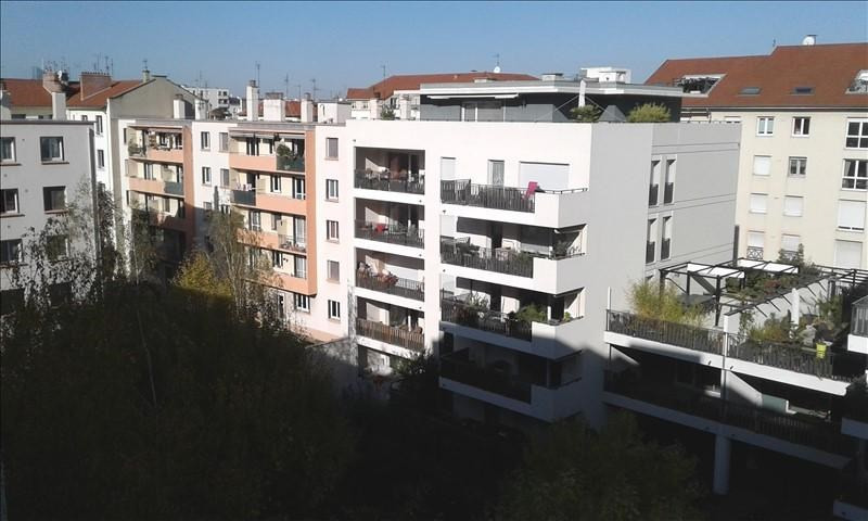 Rental apartment Villeurbanne 470€ CC - Picture 5
