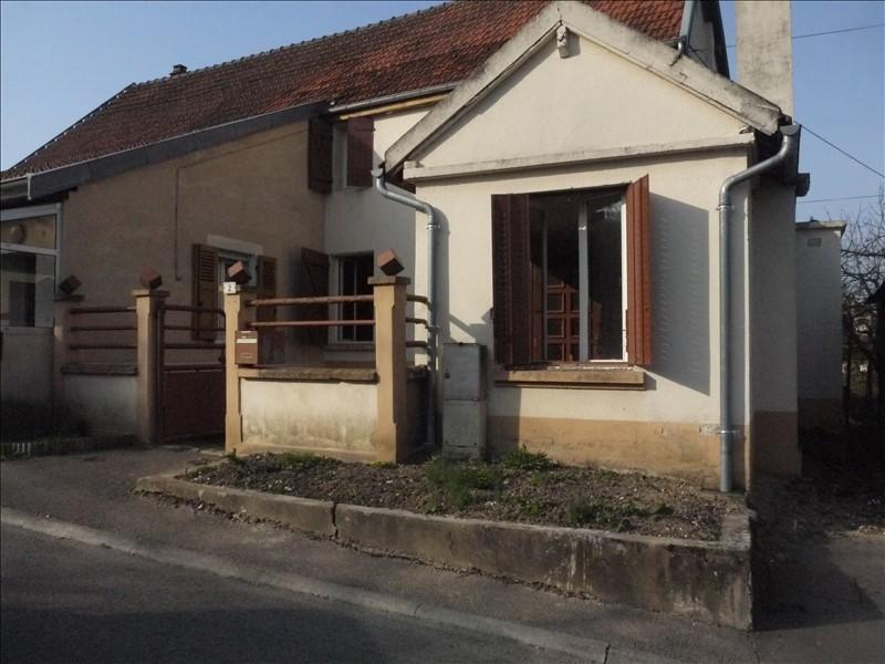 Vendita casa Pontailler sur saone 55100€ - Fotografia 1