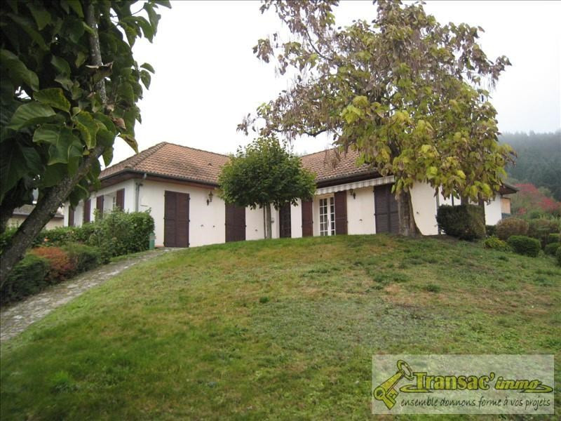 Sale house / villa Puy guillaume 196100€ - Picture 2