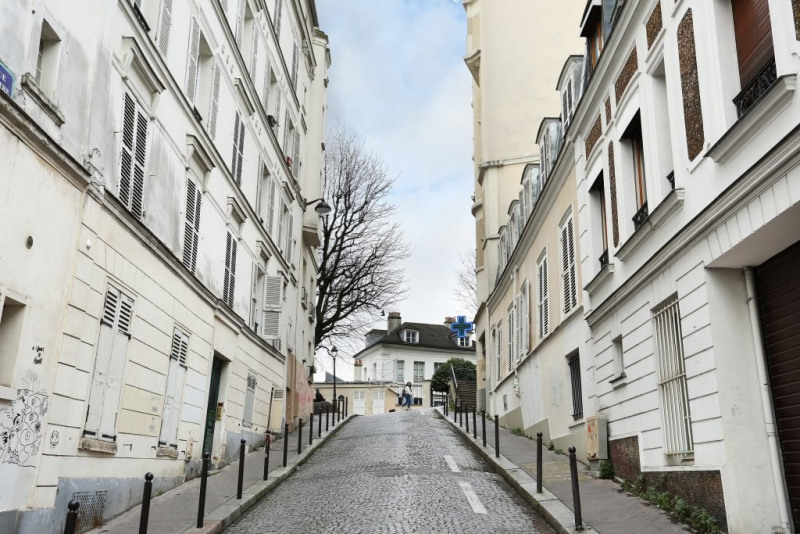 Престижная продажа квартирa Paris 18ème 288000€ - Фото 7