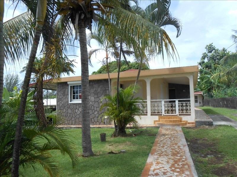 Sale house / villa Capesterre belle eau 220000€ - Picture 1