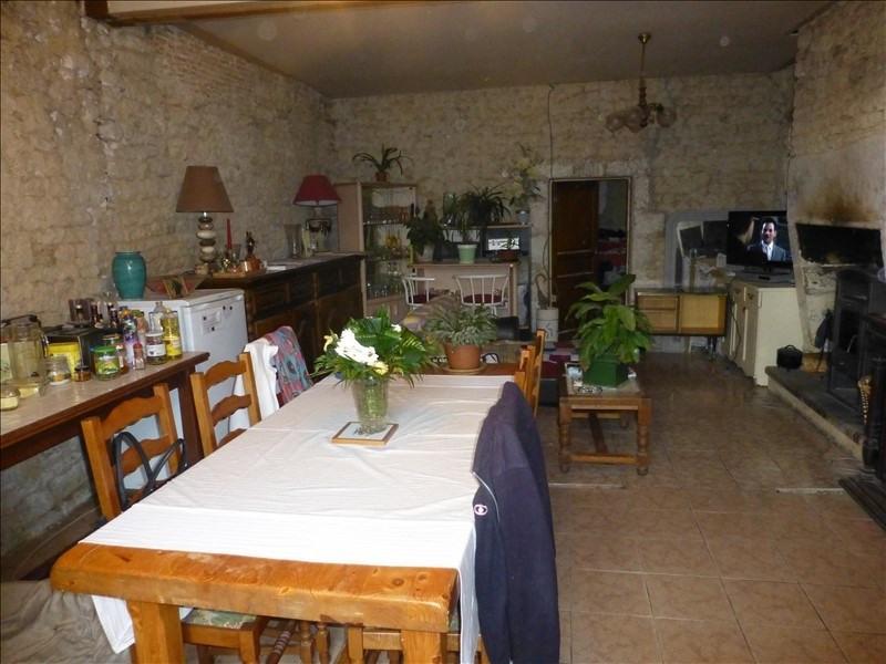 Sale house / villa Aulnay 71280€ - Picture 4