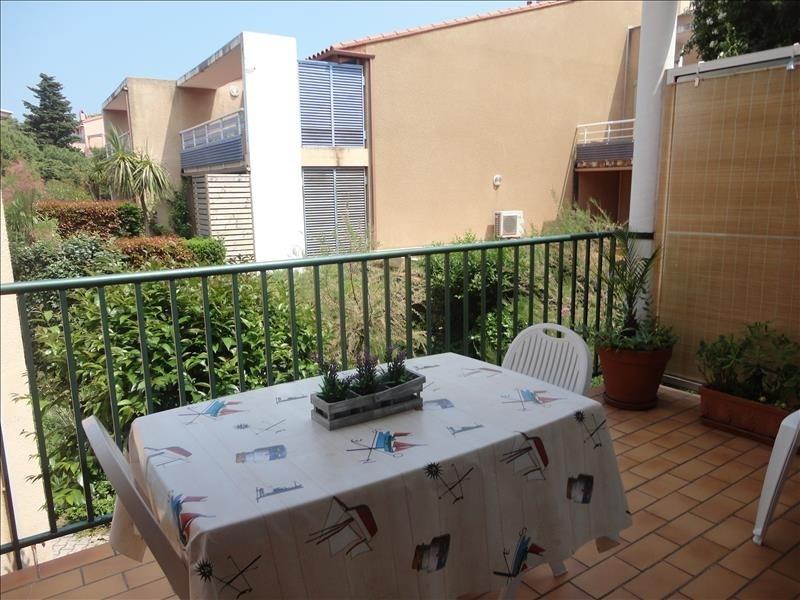 Sale apartment Collioure 155000€ - Picture 1