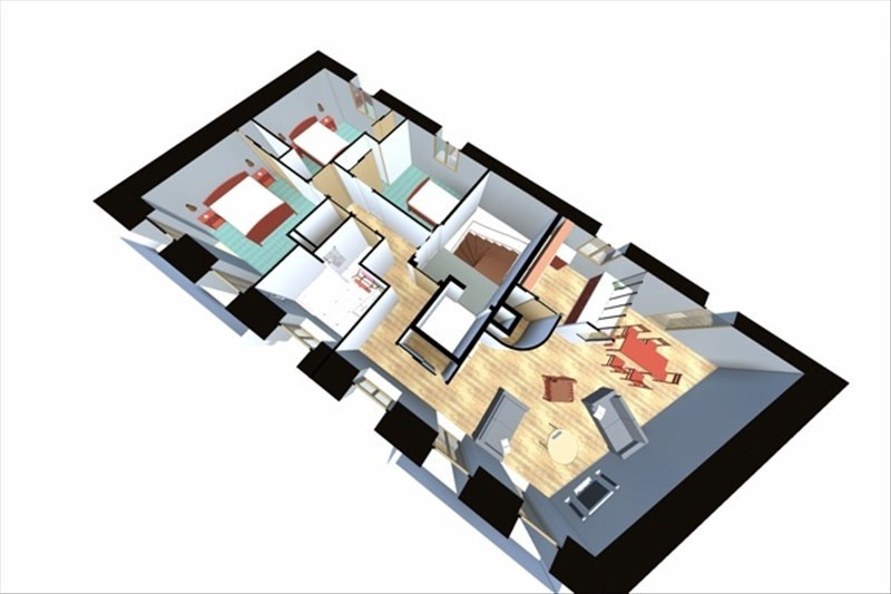 Deluxe sale apartment Albi 310000€ - Picture 3