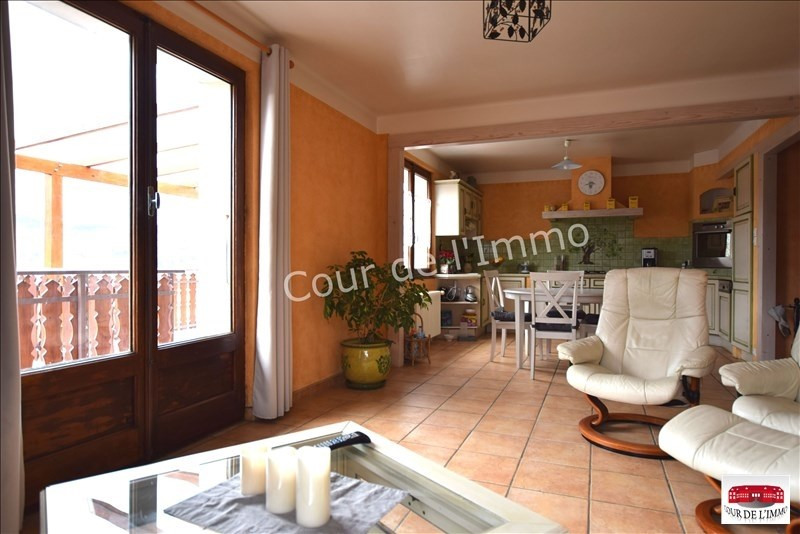 Vente maison / villa Viuz en sallaz 486000€ - Photo 2