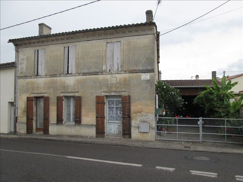 Vente maison / villa Cubzac les ponts 144 000€ - Photo 1