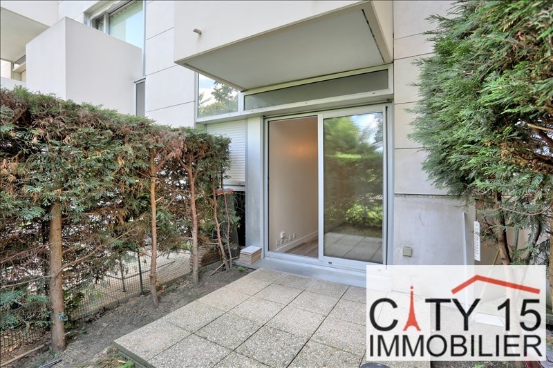 Vente appartement Paris 15ème 277000€ - Photo 2