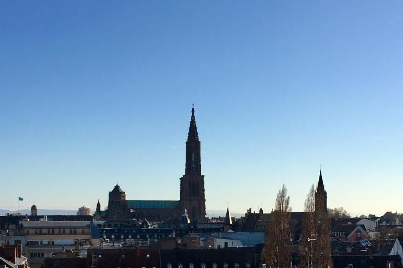 Deluxe sale apartment Strasbourg 1 858 000€ - Picture 1