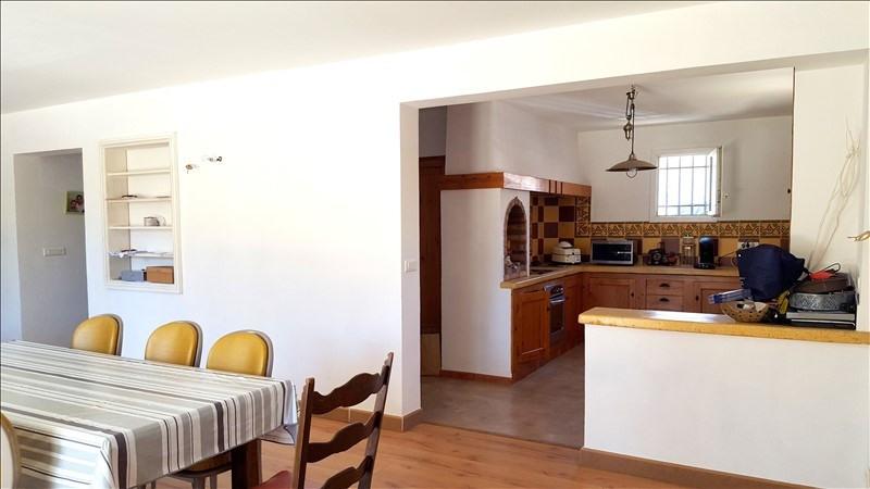 Vente maison / villa Les angles 449000€ - Photo 2