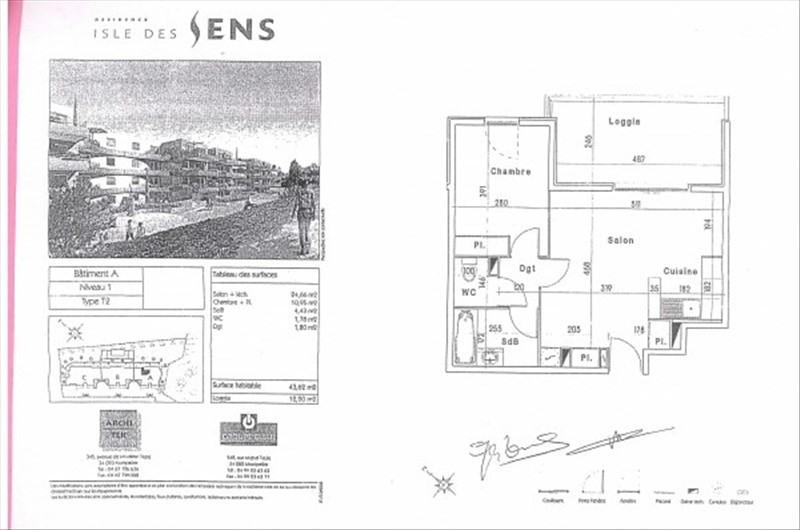 Vendita appartamento Montpellier 147000€ - Fotografia 3