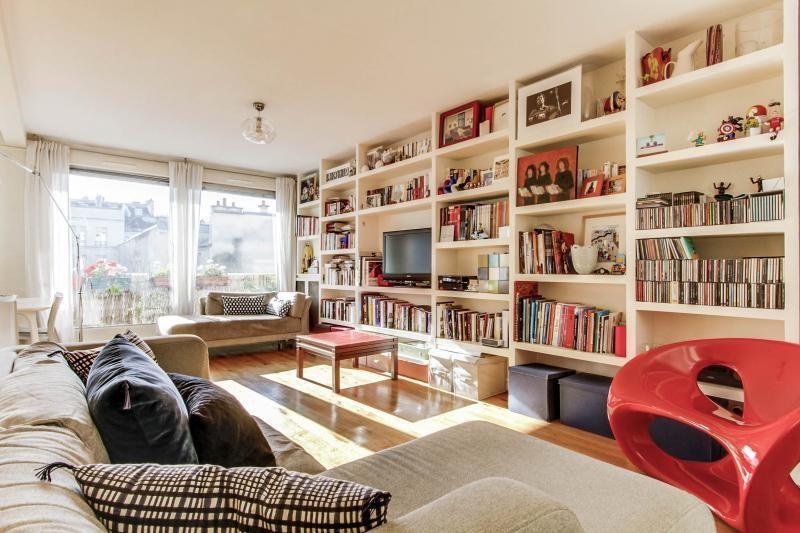 Vente appartement Paris 11ème 980000€ - Photo 1