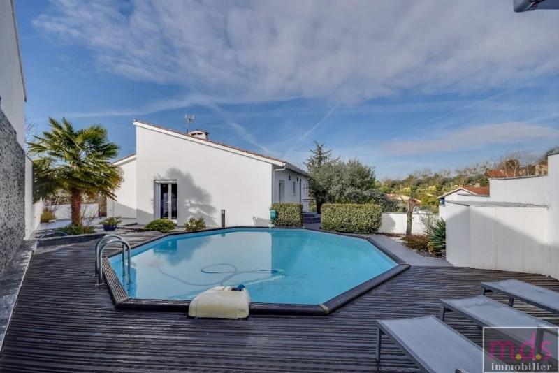 Deluxe sale house / villa Montrabe 551000€ - Picture 2