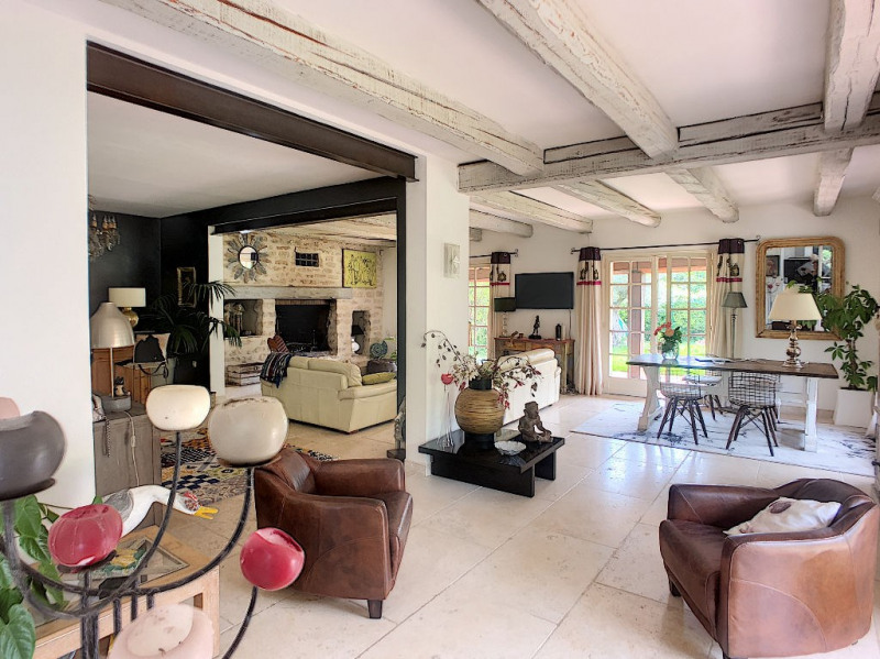 Deluxe sale house / villa Villeneuve les avignon 740000€ - Picture 2