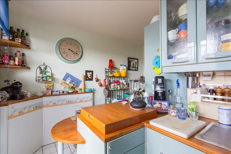 Sale apartment Villeneuve la garenne 515000€ - Picture 7