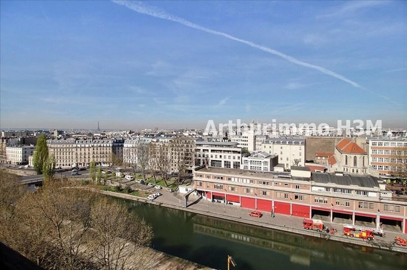 Sale apartment Paris 10ème 880 000€ - Picture 1