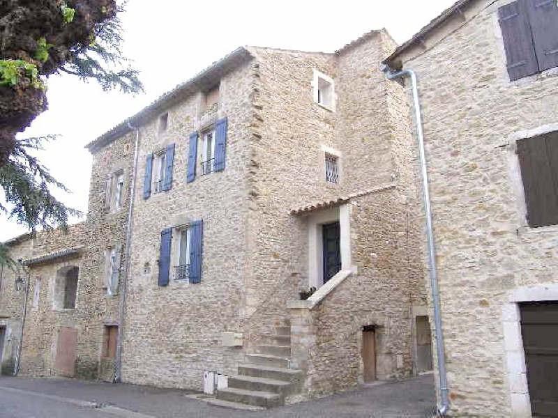 Vente maison / villa Goudargues 172000€ - Photo 10