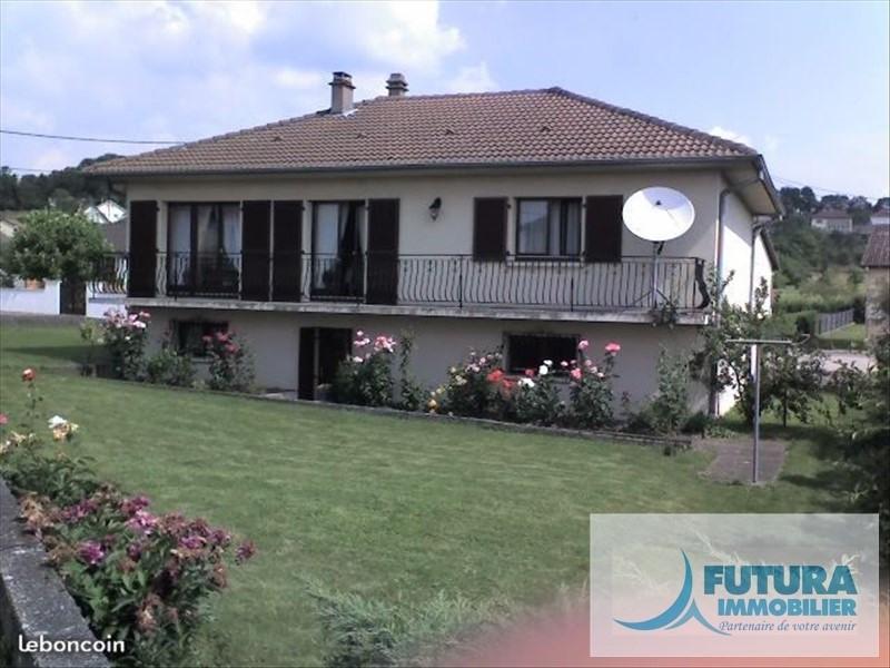 Vente maison / villa Morhange 157000€ - Photo 1