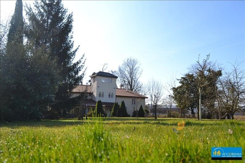 Vente de prestige maison / villa St just chaleyssin 540000€ - Photo 2