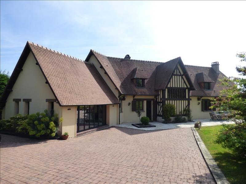 Deluxe sale house / villa Gonneville sur mer 840000€ - Picture 1