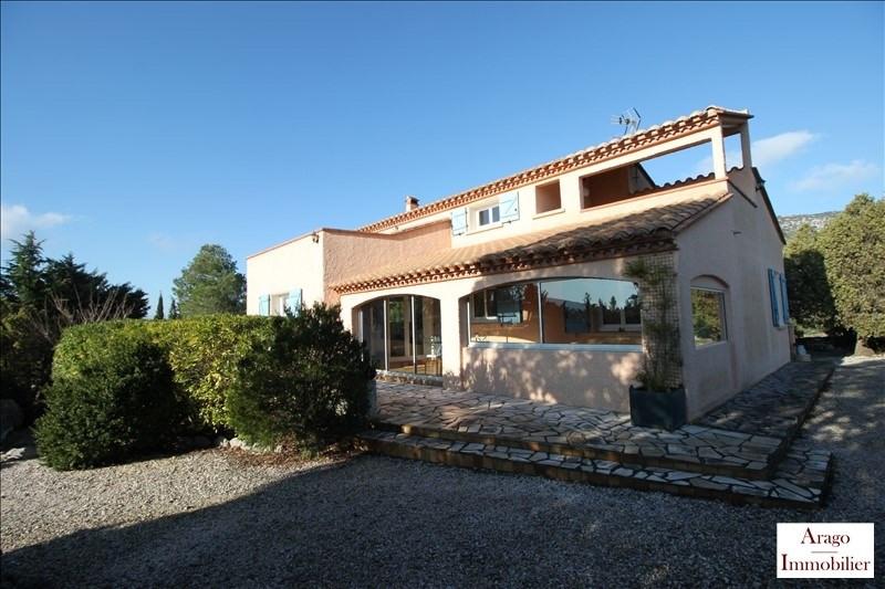 Vente maison / villa Vingrau 367000€ - Photo 2