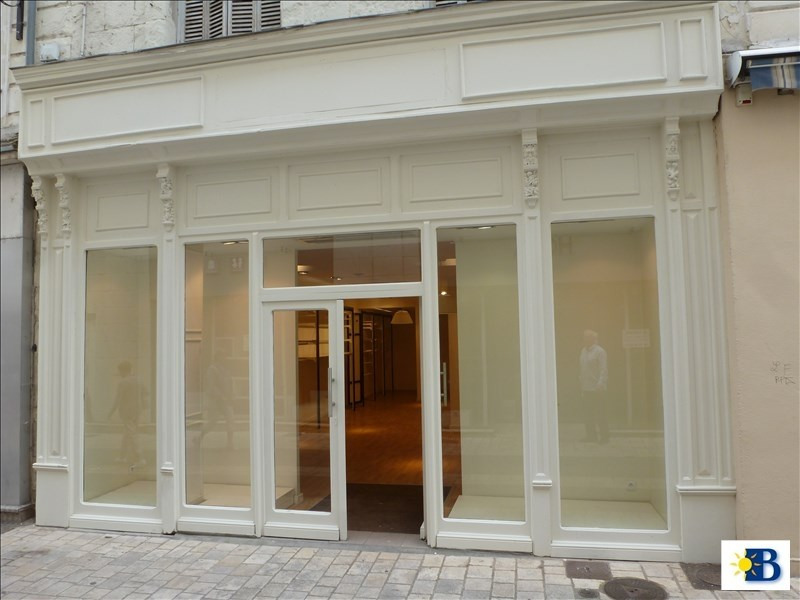 Location local commercial Chatellerault 900€ HT/HC - Photo 1