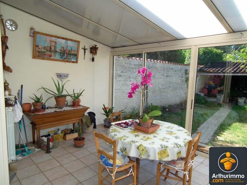 Vente maison / villa Matha 149100€ - Photo 2