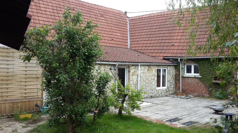 Vente maison / villa Prox fruges 126000€ - Photo 1