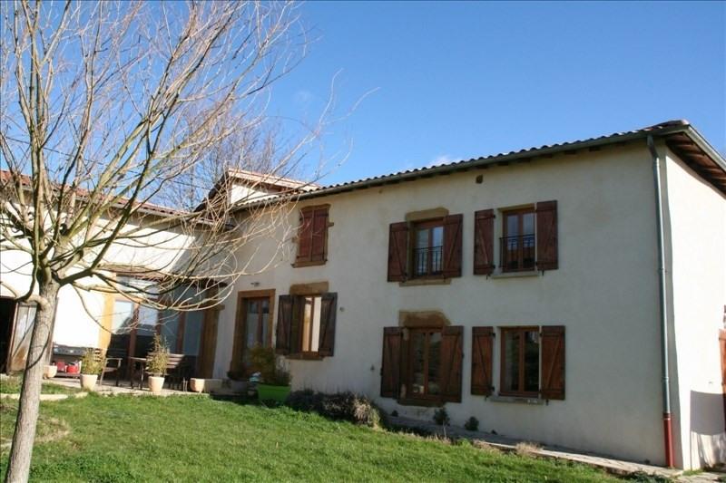 Sale house / villa Les cotes d arey 339000€ - Picture 1