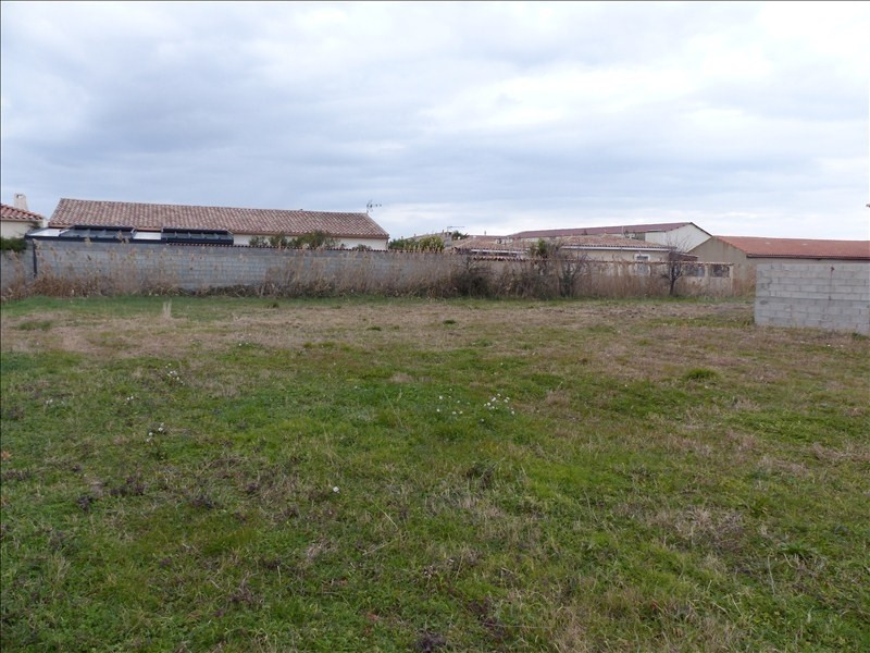 Sale site Montady 122 000€ - Picture 2