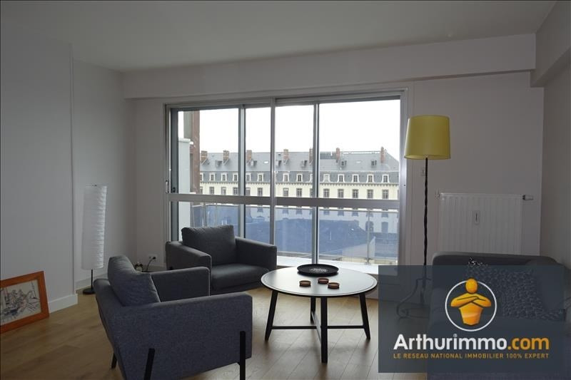 Rental apartment St brieuc 650€ CC - Picture 1
