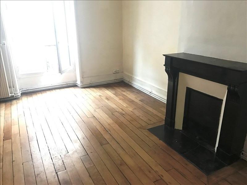Sale apartment Paris 10ème 449000€ - Picture 3