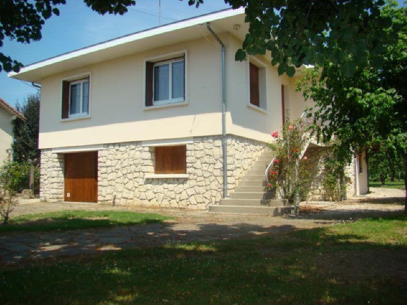 Vente maison / villa Montpon menesterol 168500€ - Photo 1