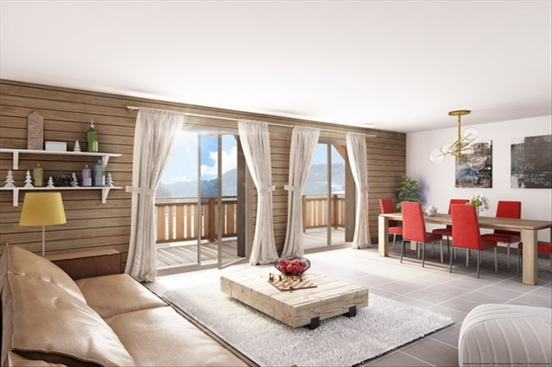 Sale apartment Morzine 413 800€ - Picture 3