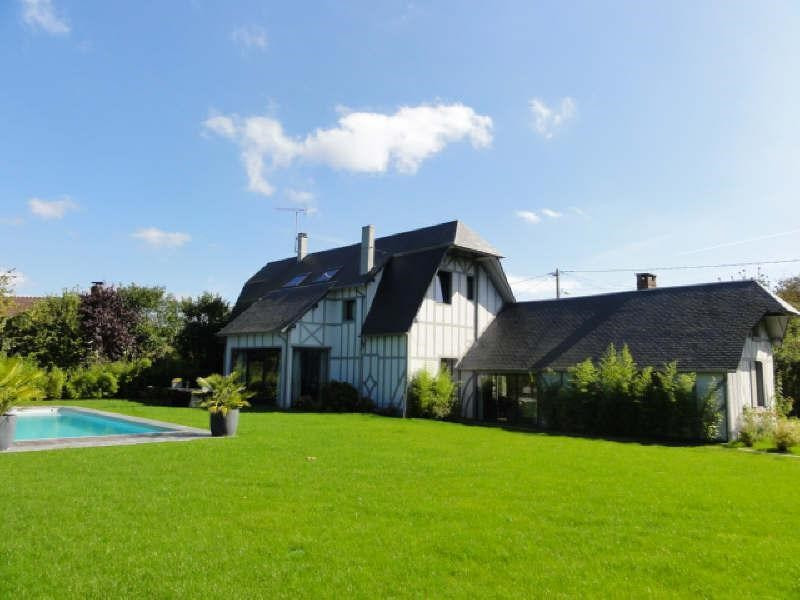 Revenda residencial de prestígio casa Villers sur mer 725000€ - Fotografia 1
