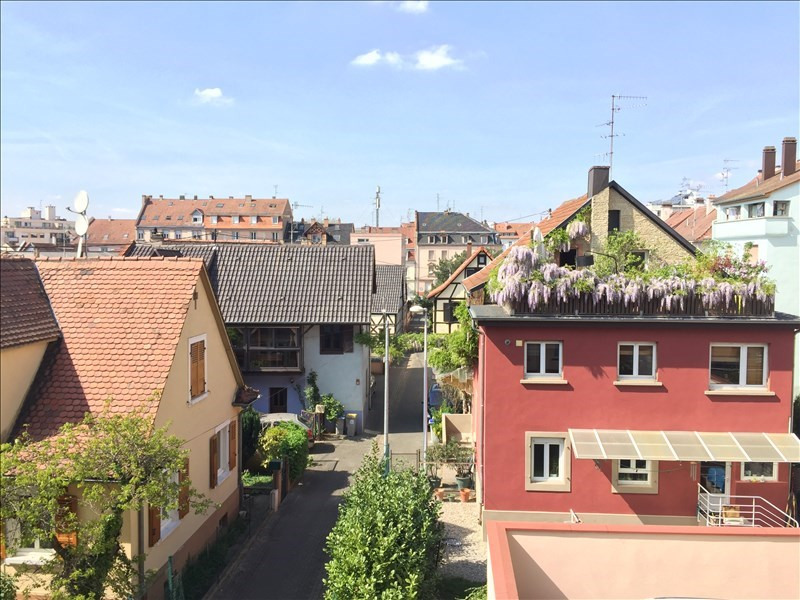 Vente appartement Strasbourg 106 000€ - Photo 1
