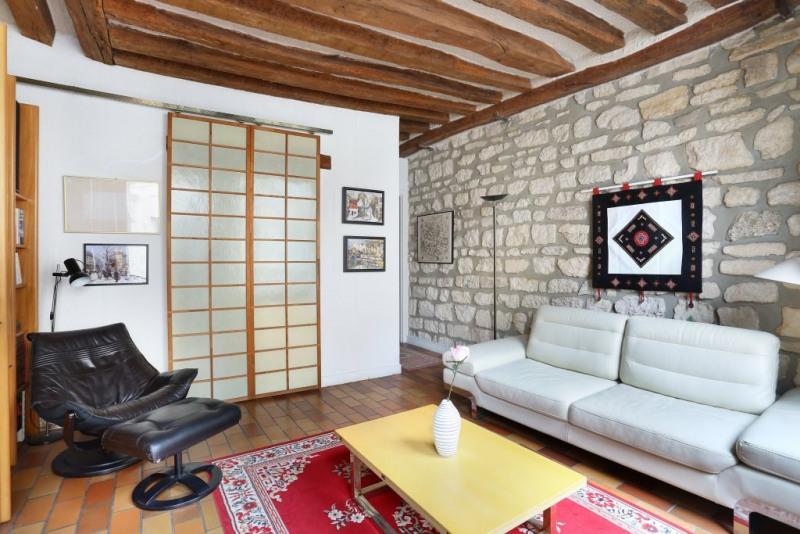 Vente de prestige appartement Paris 4ème 535000€ - Photo 13