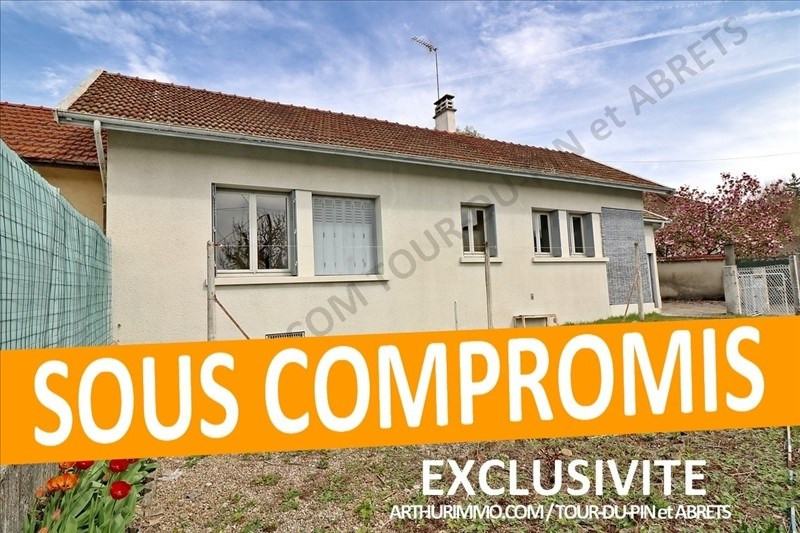 Sale house / villa La tour du pin 119 000€ - Picture 1