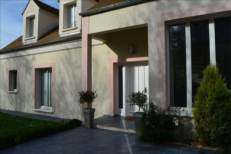 Vente maison / villa Auffreville brasseuil 510000€ - Photo 3