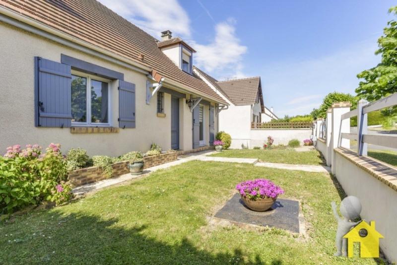 Sale house / villa Bornel 328000€ - Picture 2
