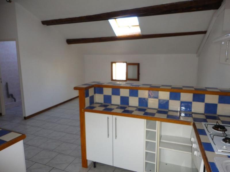Rental apartment Althen des paluds 560€ CC - Picture 4