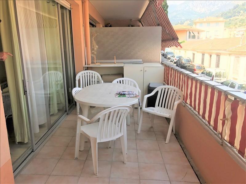 Vente appartement Menton 157500€ - Photo 1
