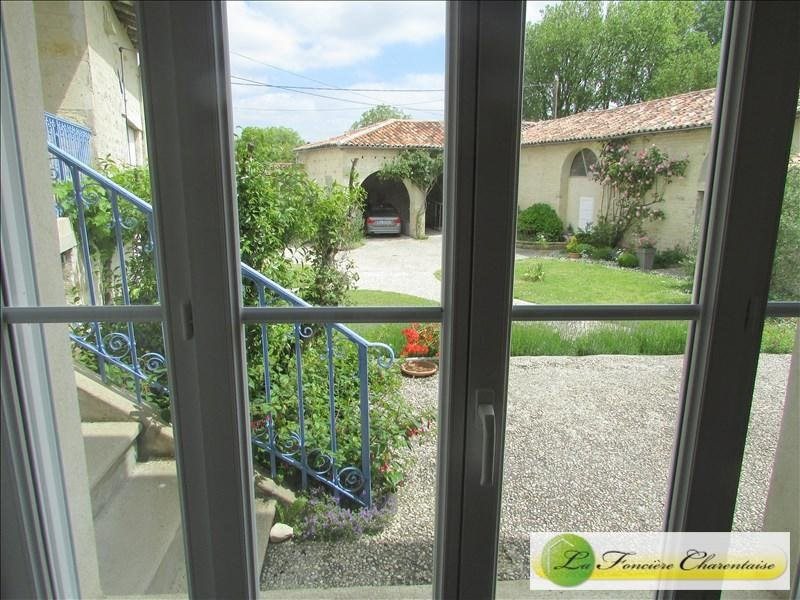 Vente maison / villa Villefagnan 328000€ - Photo 13